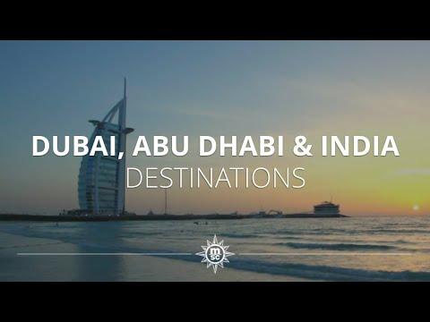 Dubai Cruises - Cruise Holiday to Dubai, Abu Dhabi & India | MSC Cruises
