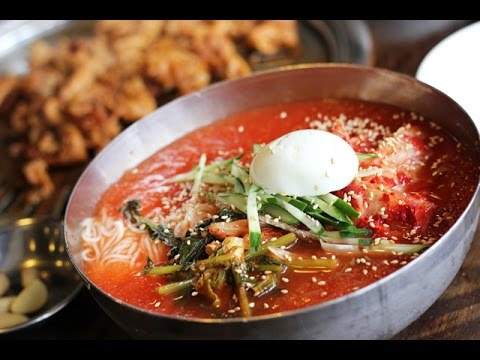 South Korea - Street Food Documentary