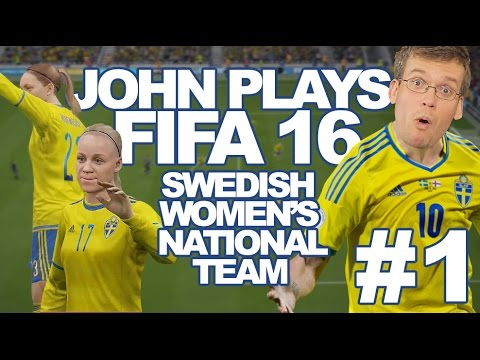 Five-Year-Old Soccer: Swedish Women