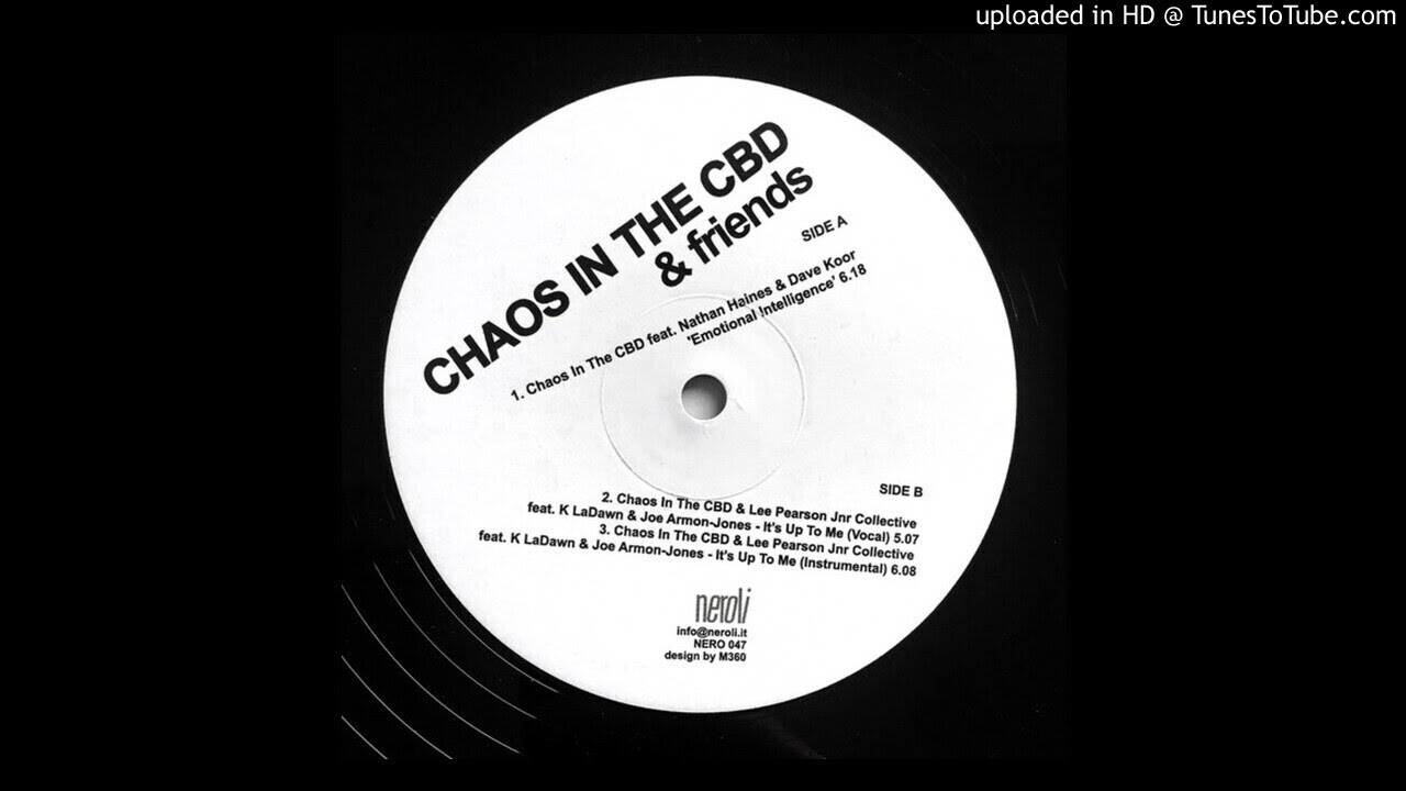 Chaos In The CBD & Friends - Emotional Intelligence (feat. Nathan Haines & Dave Koor)