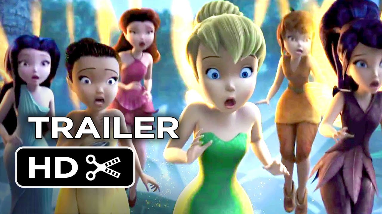 tinkerbell and the pirate fairy official uk trailer 1