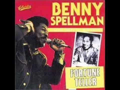 BENNY SPELLMAN - FORTUNE TELLER - LIPSTICK TRACES (ON A CIGARETTE)