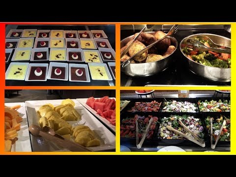 CARNIVAL CONQUEST  BUFFET 2019 - CARNIVAL CRUISE LUNCH BUFFET