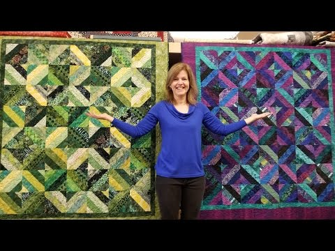 Teatime (NOT in Bali) Quilt Tutorial | Let's Make!