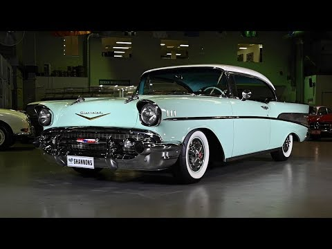 1957 Chevrolet Bel Air Sport Coupe (LHD) - 2019 Shannons Sydney Autumn Classic Auction