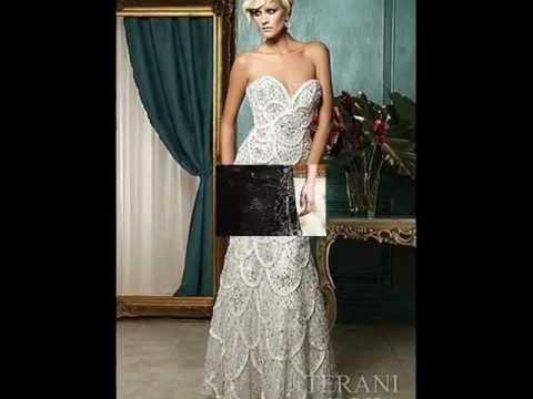 2012 Astonishing Designer Evening Gowns