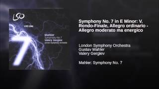 Symphony No. 7 in E Minor: V. Rondo-Finale, Allegro ordinario - Allegro moderato ma energico