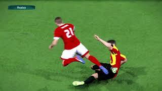 PS4 PES 2017 Gameplay Al Ahly SC vs Esperance De Tunis HD