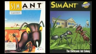 SimAnt - Full Game
