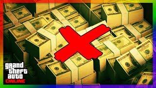 ⛔️ WARNUNG !! MACH NIEMALS DIESEN MONEY GLITCH IN GTA ONLINE !! ⛔️