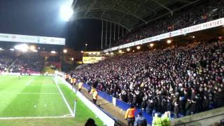 """Holmesdale Fanatics - """"We Love You"""" (Crystal Palace Vs Brighton & Hove Albion)"""