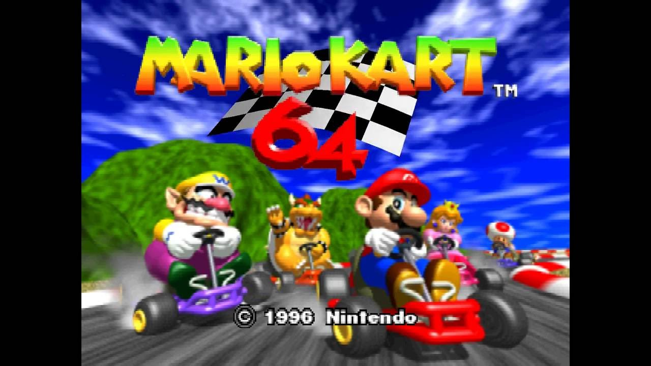 Mario Kart 64 Complete 100 Longplay All Cups All Tracks All