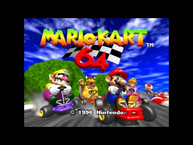 Mario Kart 64 - Complete 100% Longplay - All Cups, All Tracks, All Gold (150cc Walkthrough)