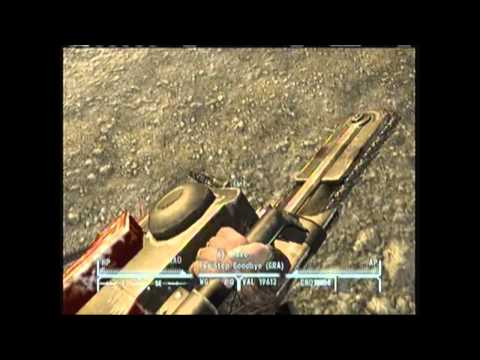 Fallout New Vegas GRA New DLC Weapons |