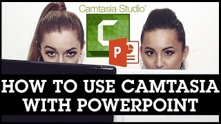 How To Use Camtasia Studio 8 With Powerpoint Add-In For Pro Presentation Style Videos