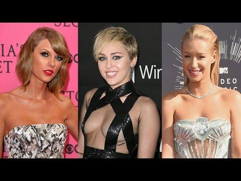 2014 Grammy Nominations- Taylor Swift, Miley Cyrus, Iggy Azalea & More!