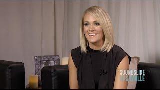 Carrie Underwood Talks Keith Urban Tour + Christmas Shopping
