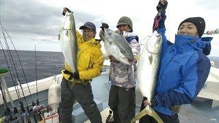高知県室戸市を拠点に、土佐湾内から室戸岬沖までジギングを専門にする船長がいる。東村真義(まさよし)さんは、ジギング船の船長として操...