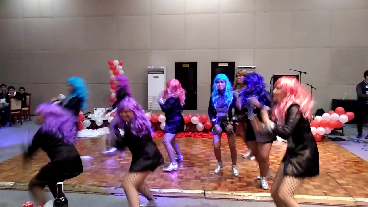 Kpop Themed Xmas Party 12 03 2016 Youtube