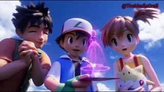 Pokemon Mewtwo Strikes Back Evolution First Movie Remake (Japanese)