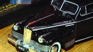 О любимых   Коллекционер масштабных автомобилей