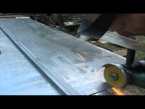 Часть№6 Как резать листовой метал?