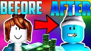 HOW TO BECOME A SMURF IN ROBLOX *FREE/NO ROBUX*