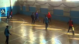 """Тренування ФК """"Арсенал БЦ"""" 1/4"""