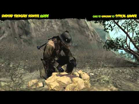 Red Dead Redemption - Undead Treasure Hunter Guide