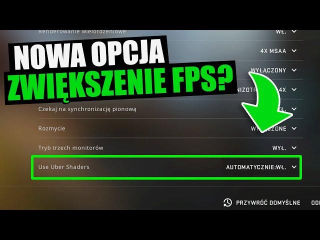 CS:GO - Nowa Opcja na Zwiększenie FPS? - Podsumowanie Tygodnia #6