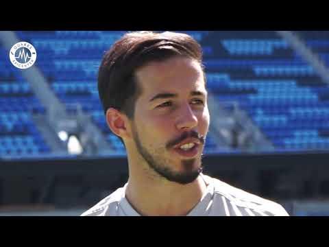 Jahmir Hyka (SJ Earthquakes + Albanian Football Player) Exclusive Video Interview with Joel Soria