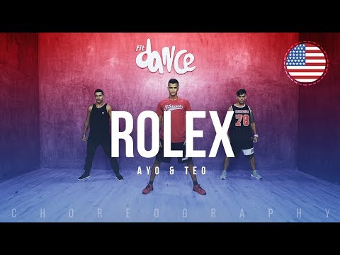 Rolex - Ayo & Teo | FitDance Life (Choreography) Dance Video