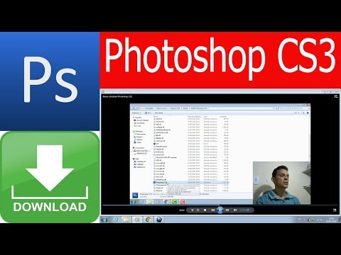 Baixar E Instalar Photoshop CS3 - Para Computador Fraco