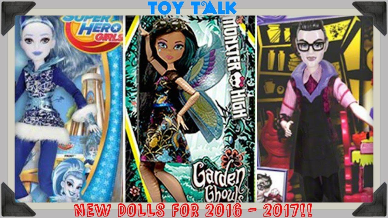dc super hero girls frost doll monster high family dolls u0026 garden