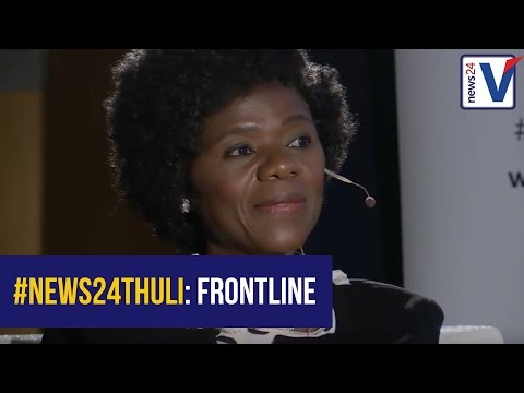 FULL INTERVIEW: News24 Frontline — In conversation with Thuli Madonsela