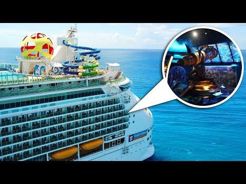 INSANE ESCAPE ROOM ON A CRUISE SHIP!