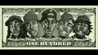 Travis Barker - 100 (feat. Kid Ink, Ty Dolla $ign, Iamsu!, & Tyga)