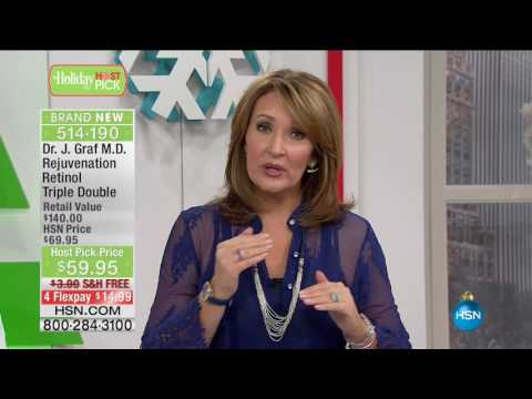HSN | Colleen Lopez's Holiday Beauty and Fashion Host Picks 10.14.2016 - 10 PM