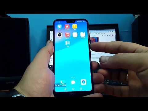 Сброс Google аккаунта Huawei P20 Lite сентябрь 2019