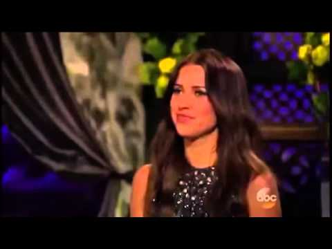 The Bachelorette Kaitlyn Rose Ceremony Ep 4