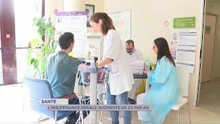 Yvelines | Santé : l'insuffisance rénale augmente de 2% par an.