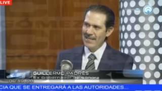 se entrega guillermo padrs entrevista con ciro gmez leyva teleformula 10 nov 2016