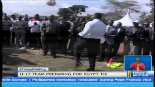 Sports CS Hassan Wario launches Kenya Sports Academy