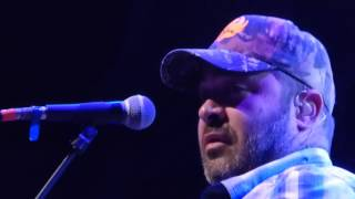 Aaron Lewis - Lessons Learned LIVE 11/5/15