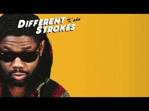 K Adu ft Wusu - Sweetie | Different Strokes EP