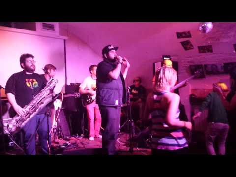 (Russian Reggae) The Dubsters & Afro D - Raggamuffin Atack (Answer riddim)