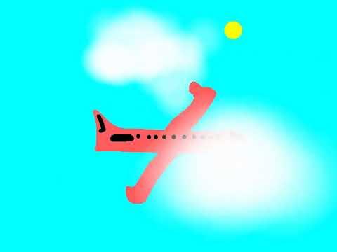 Plane Flying By Travis