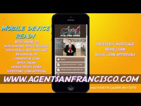 Mortgage Loans Mobile device ready in San Francisco 415-796-0086