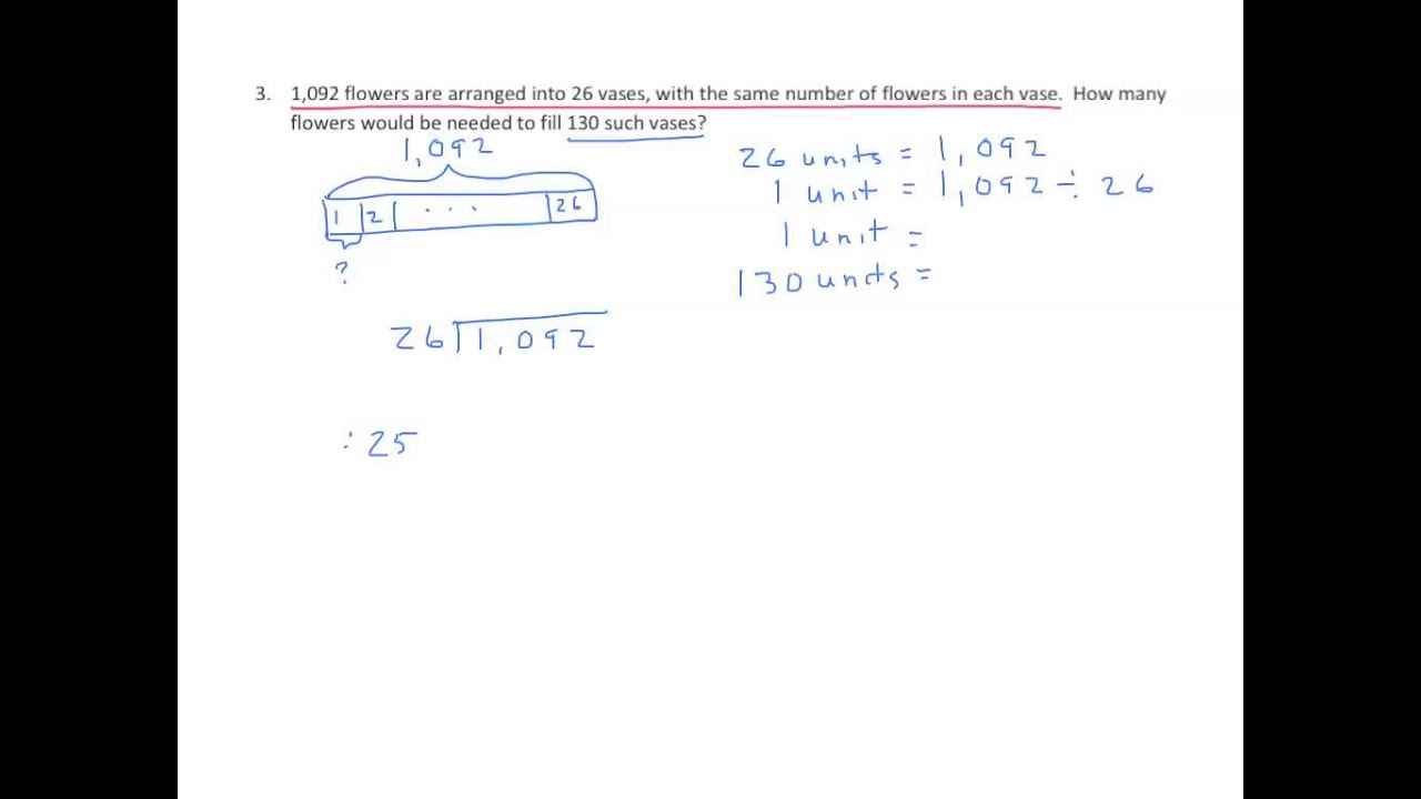 Lesson 23 homework module 2 discussion