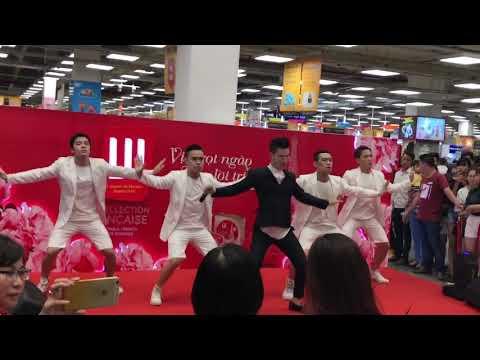 Thanh Duy - Game Over, live @event Kinh Đô, Emart Gò Vấp